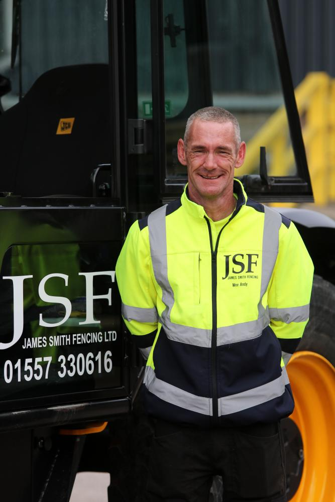 Andy Little - JSF